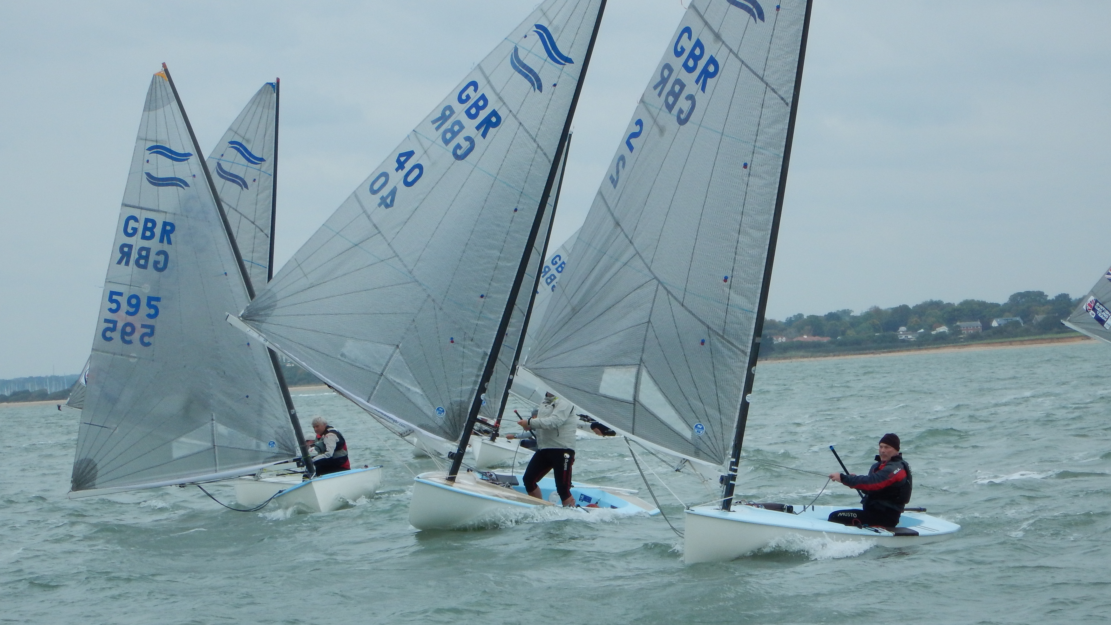 Warsash end of season Open Meeting.