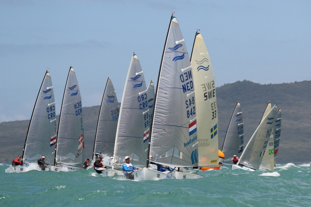 Three race winners on tough day in Takapuna.
