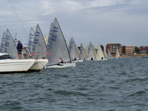 GAC Pindar National Championships 2017 – Thorpe Bay YC, 22-24th September