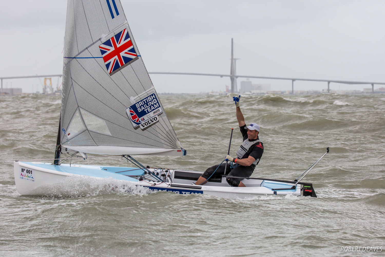 British Finn Association Sail A Finn Today