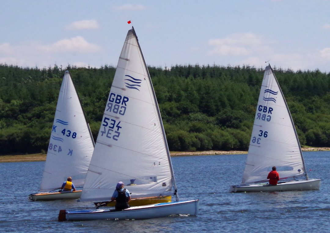 Classic Finns at Roadford Lake
