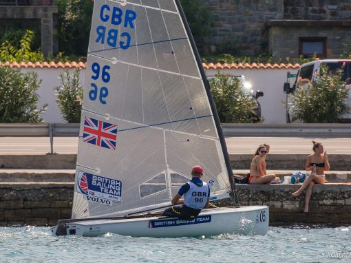 SILVER CUP DAY 3 – SIMPSON CLIMBS THE FLEET