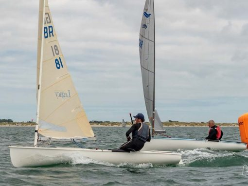 Chichester Harbour Race Week 2018