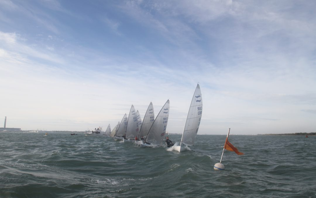 Warsash Open and National Ranking event