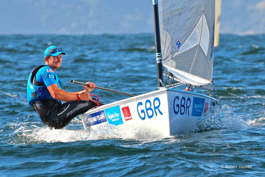 Scott makes progress but Postma still leads in Rio.