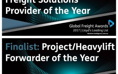 BFA Sponsors GAC Pindar up for two industry awards