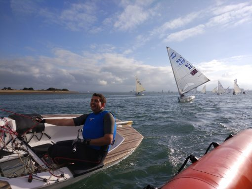 Masters Championships and Open at Warsash SC