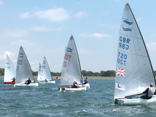 Bosham Open, 11-12th May