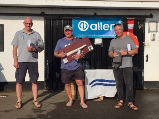 UK Masters and Open event – Christchurch Sailing Club