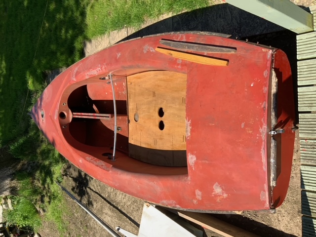 Pearson GRP Finn restoration project