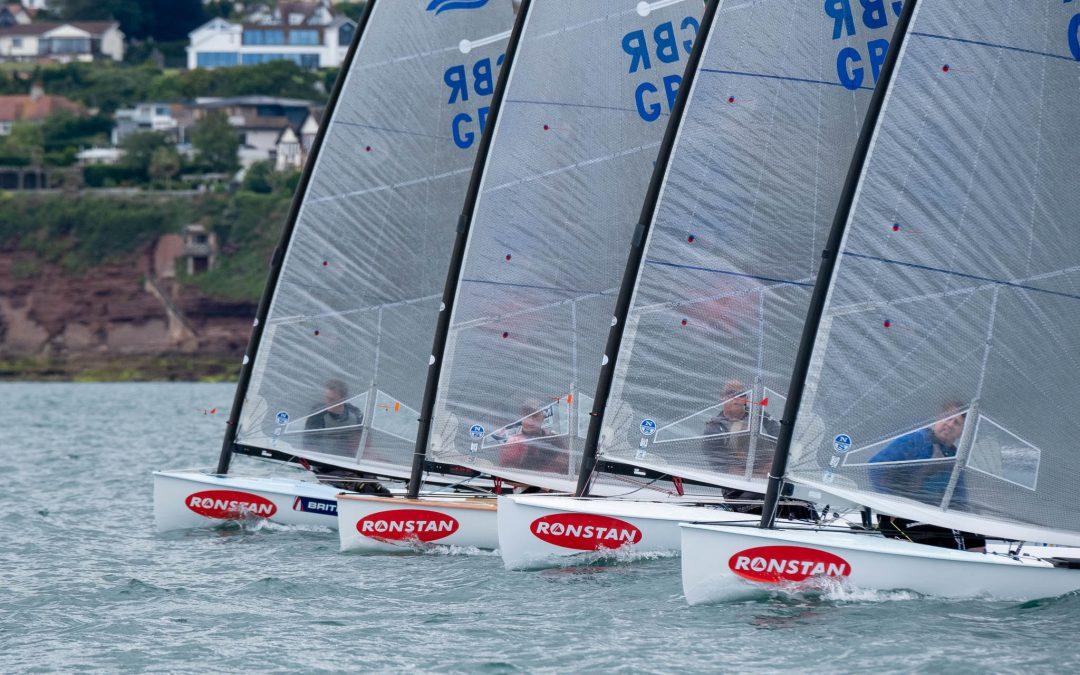 UK National Championships 2021, Royal Torbay YC.