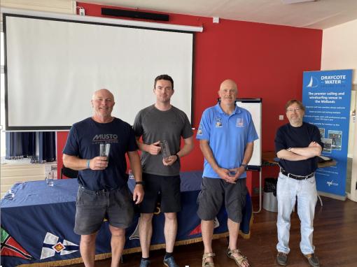 Inland Championships 2021, Draycote Water SC